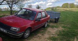 Peugeot 309 diesel 1.9 -89 rks