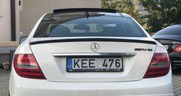 Mercedes benz c 350 4 matic Amg